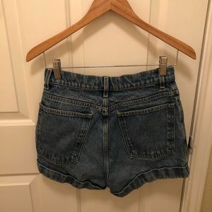American Apparel Shorts - Size 28 Jean Shorts from American Apparel